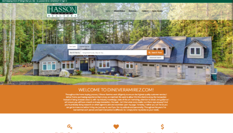 Real Estate Web Designer- Portland Oregon