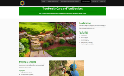 Contractor Websites Portland Oregon